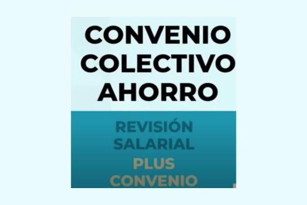 Revisión Salarial y Plus Convenio
