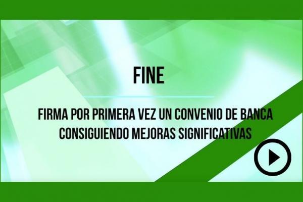 Convenio de Banca 2019/2023