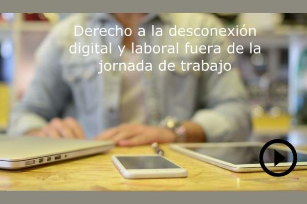 Derechos digitales y desconexión I Convenio de Banca