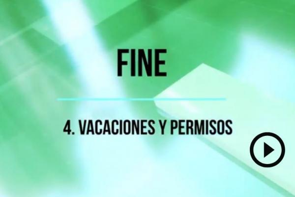 Vacaciones y permisos I Convenio de Banca