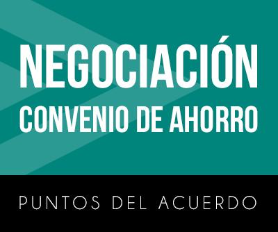 CONVENIO DE AHORRO