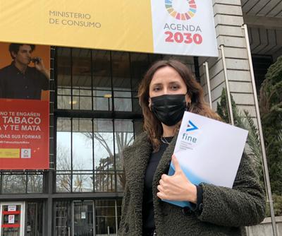 FINE RECLAMAMOS VACUNACIÓN PRIORITARIA PARA PLANTILLAS DEL SECTOR FINANCIERO