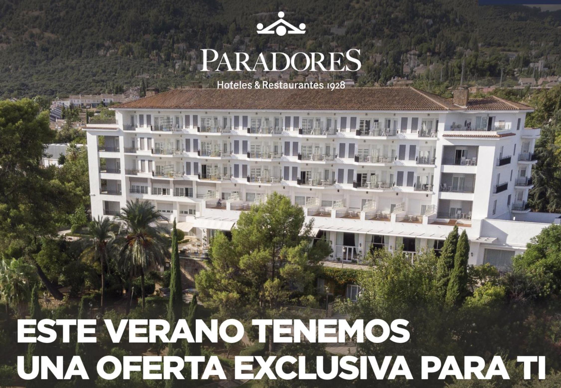 PARADORES - Promoción Especial FINE Verano 2019