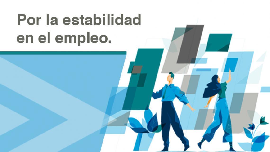 EMPLEO ESTABLE Y DE CALIDAD