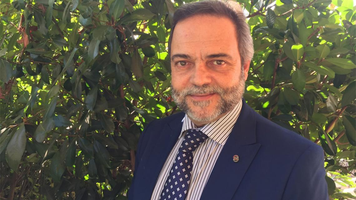 CARLOS PESO, SECRETARIO DE ORGANIZACIÓN DE SIB-sf